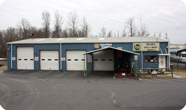 Taylors Sport-N-Import Auto Repair Service Hwy 150 Mooresville, NC