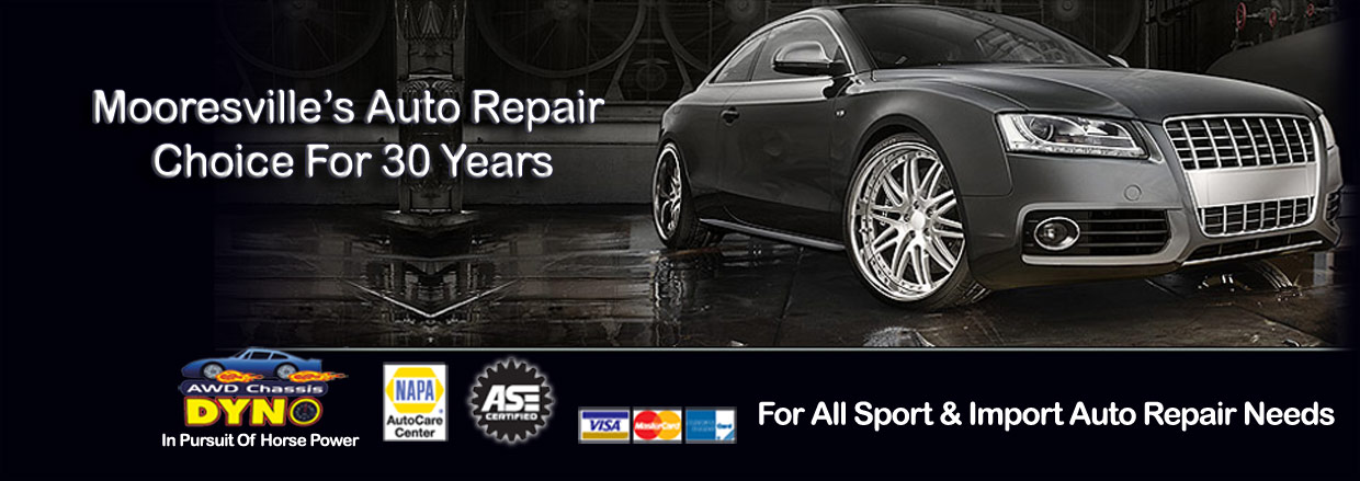 Taylor's Sport -N- Import Auto Repair Service Company Mooresville NC